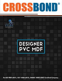 Designer PVC MDF Cover