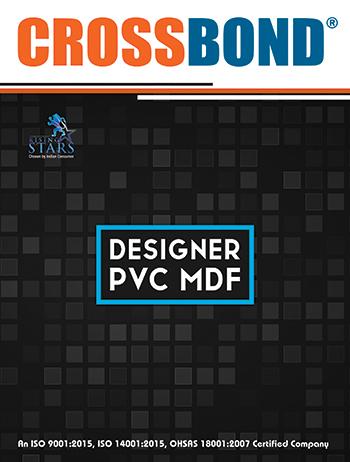 Designer PVC MDF