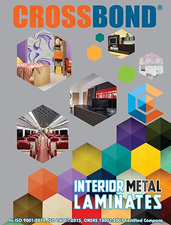 Interior Metal Laminates